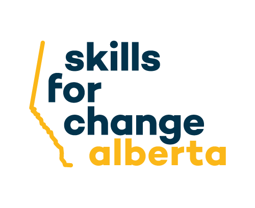 Skills for Change Alberta logo