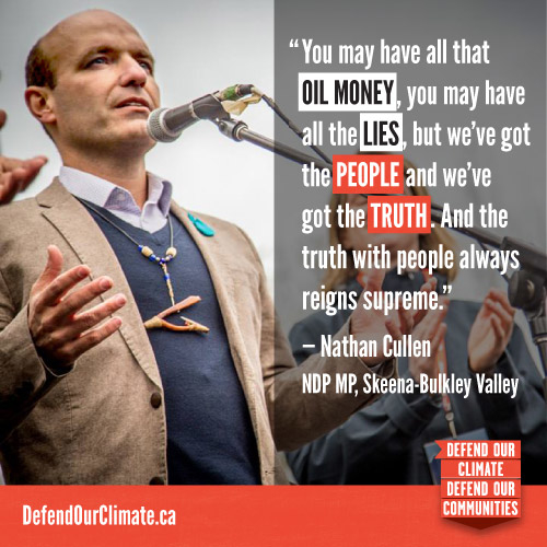Nathan Cullen graphic