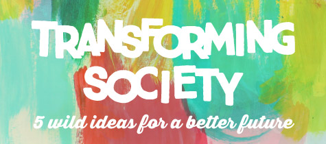 Photo: Transforming Society event promo