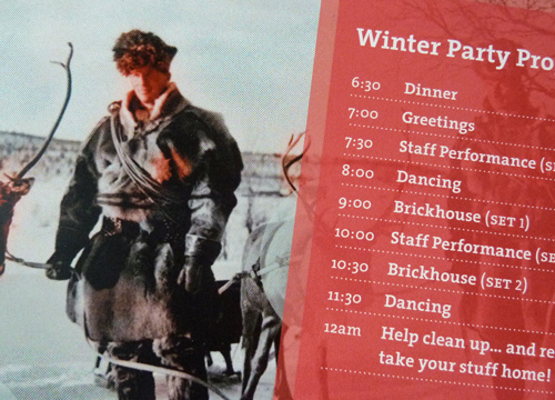Photo: Winter Party