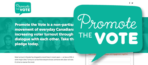 Photo: Promote the Vote