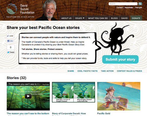 Best Pacific Ocean Stories