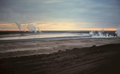 Tar sands, 1981