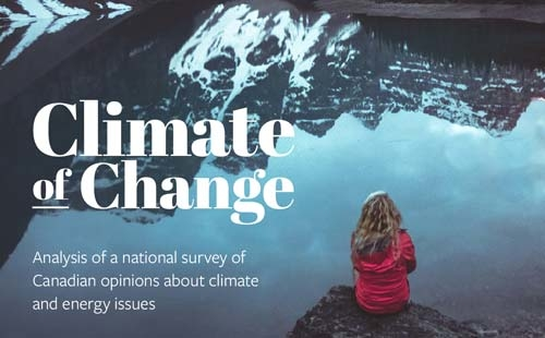 Climate of Change report