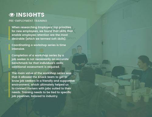 Insights page