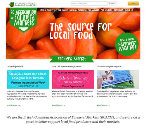 BCAFM homepage