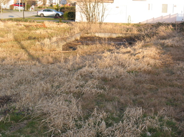 Vacant lot 3rd view