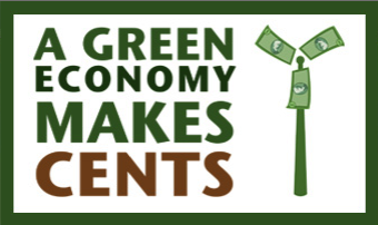 A Green Economy Makes Cents