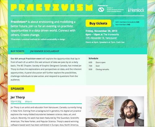 Practivism 2013