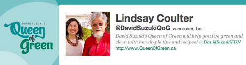 Queen of Green on Twitter