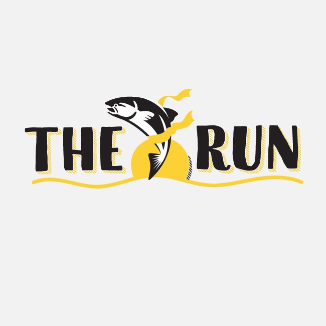 The Run wordmark