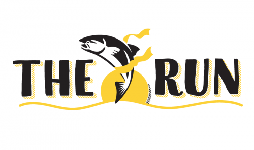 The Run wordmark
