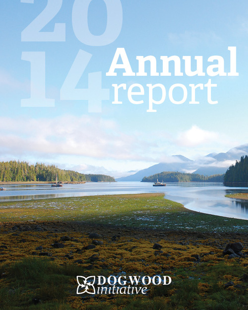 Dogwood 2014 Annual Report cover